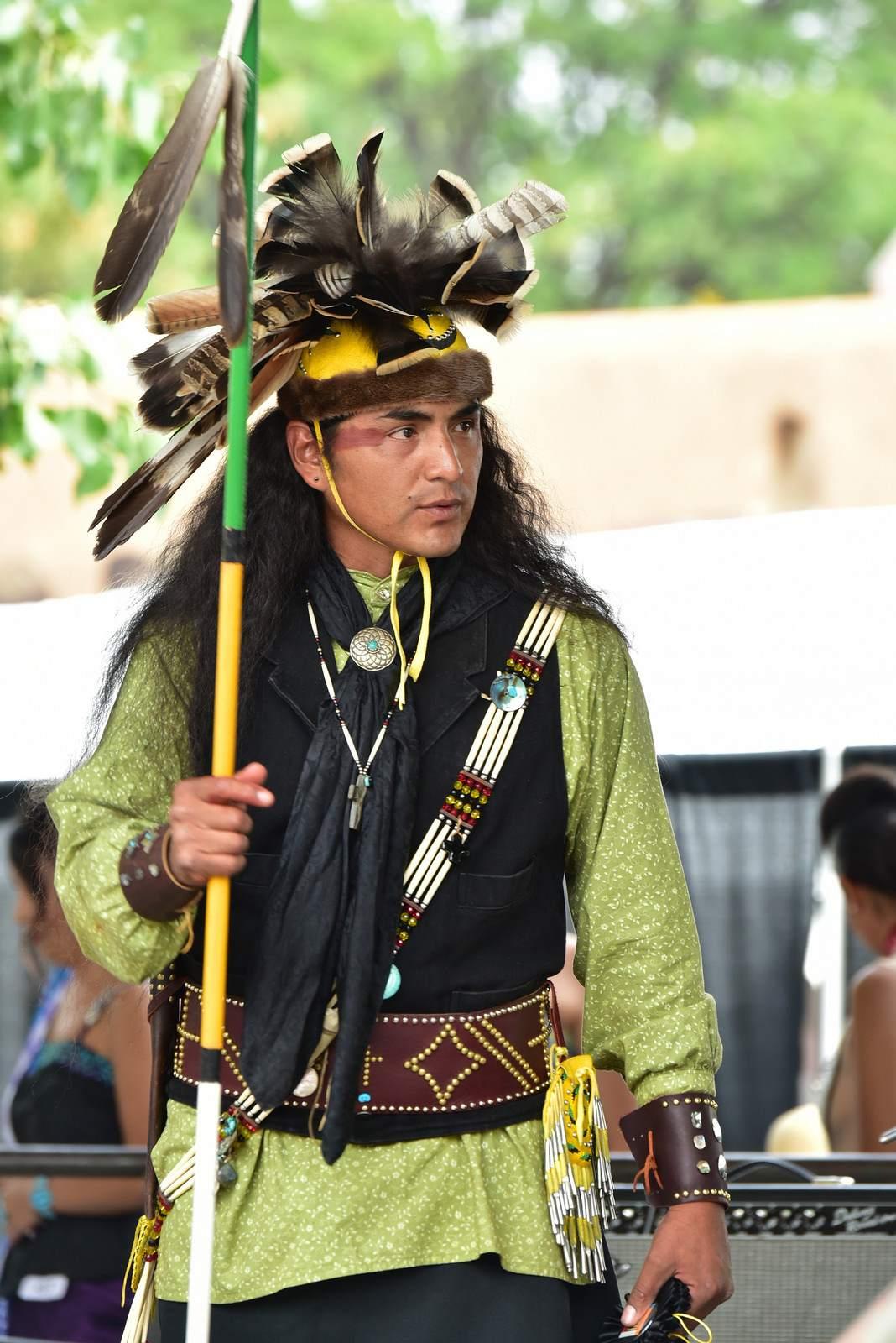 native american clothing5 Native American Clothing Contest at Santa Fe Indian Market