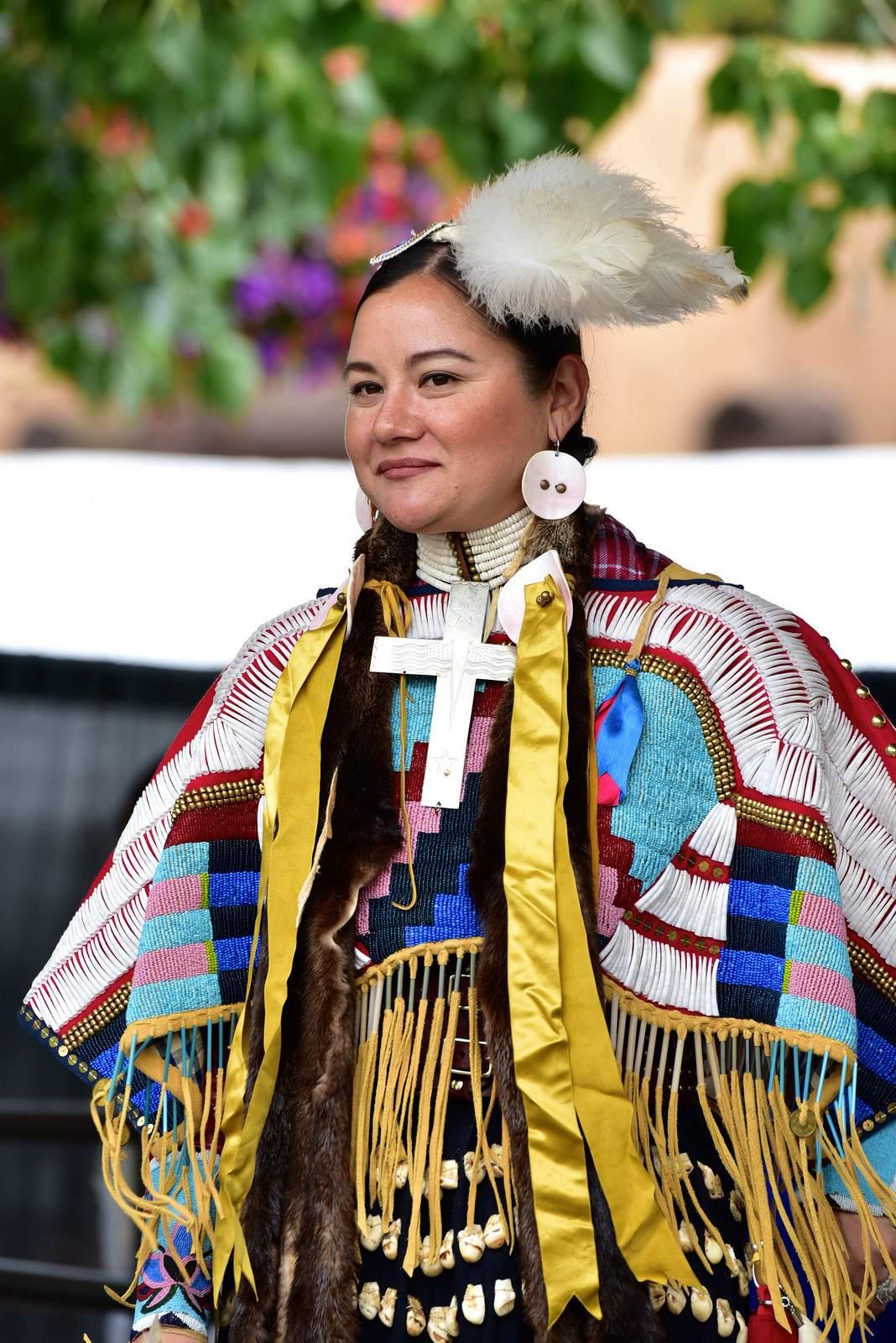 native american clothing8 Native American Clothing Contest at Santa Fe Indian Market