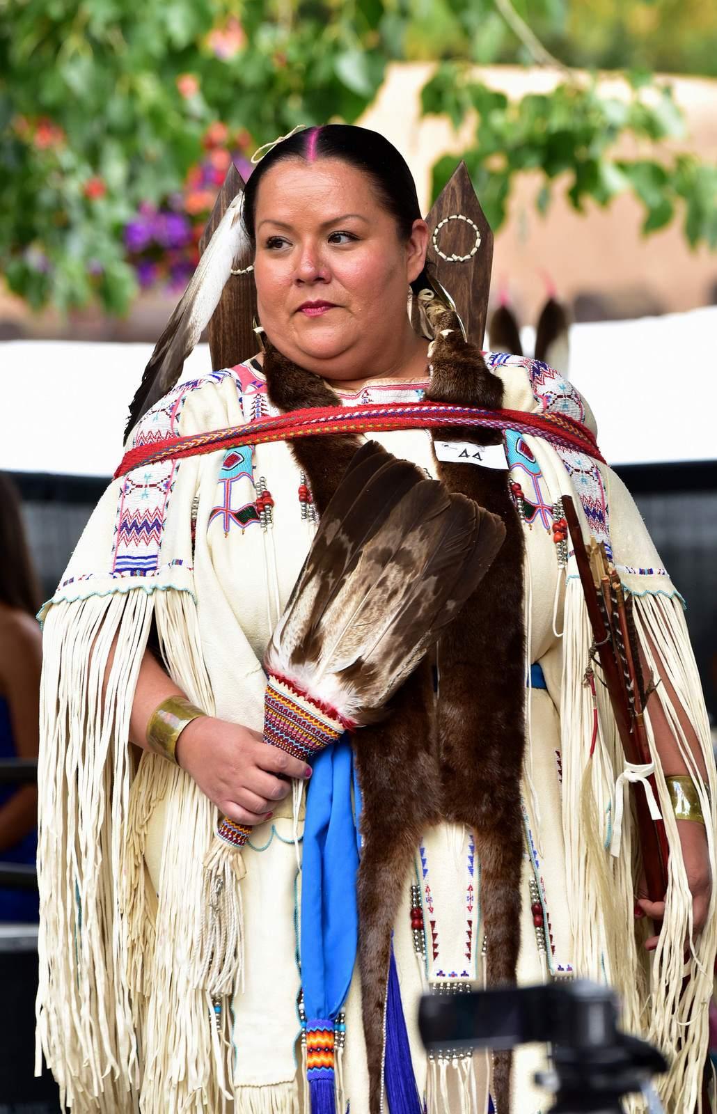 native american clothing9 Native American Clothing Contest at Santa Fe Indian Market