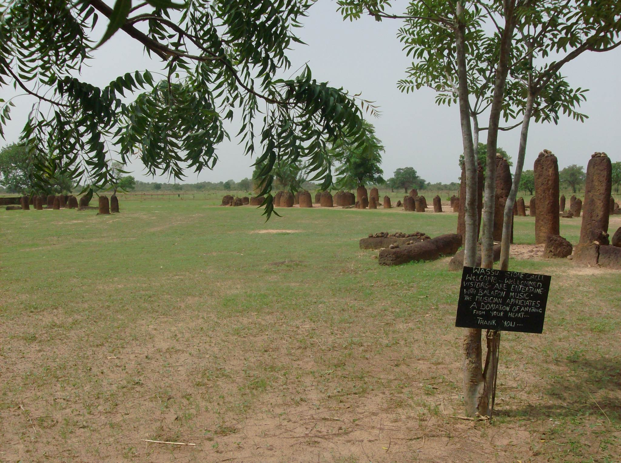 wassu stone circles2 UNESCO Wassu Stone Circles