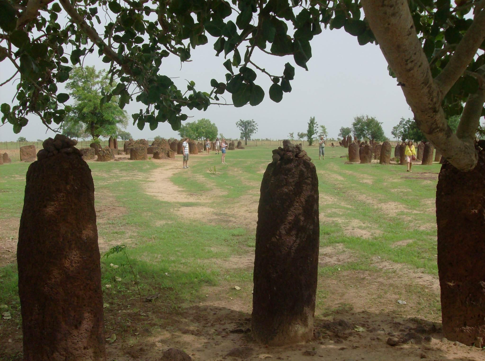 wassu stone circles7 UNESCO Wassu Stone Circles