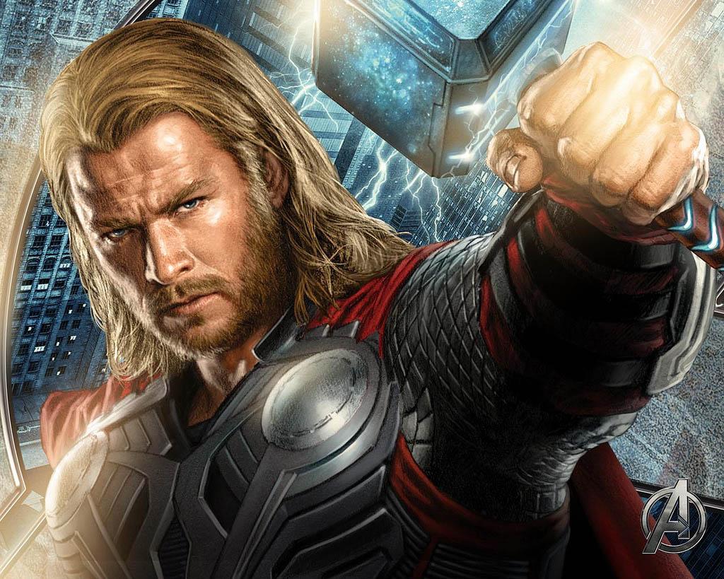 avengers3 The Avengers   Team of Super Humans
