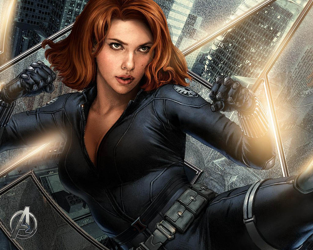 avengers4 The Avengers   Team of Super Humans