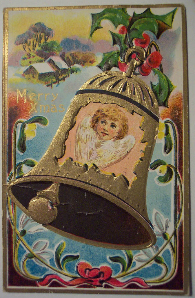 christmas card14 Best Vintage Christmas Card and Wishes