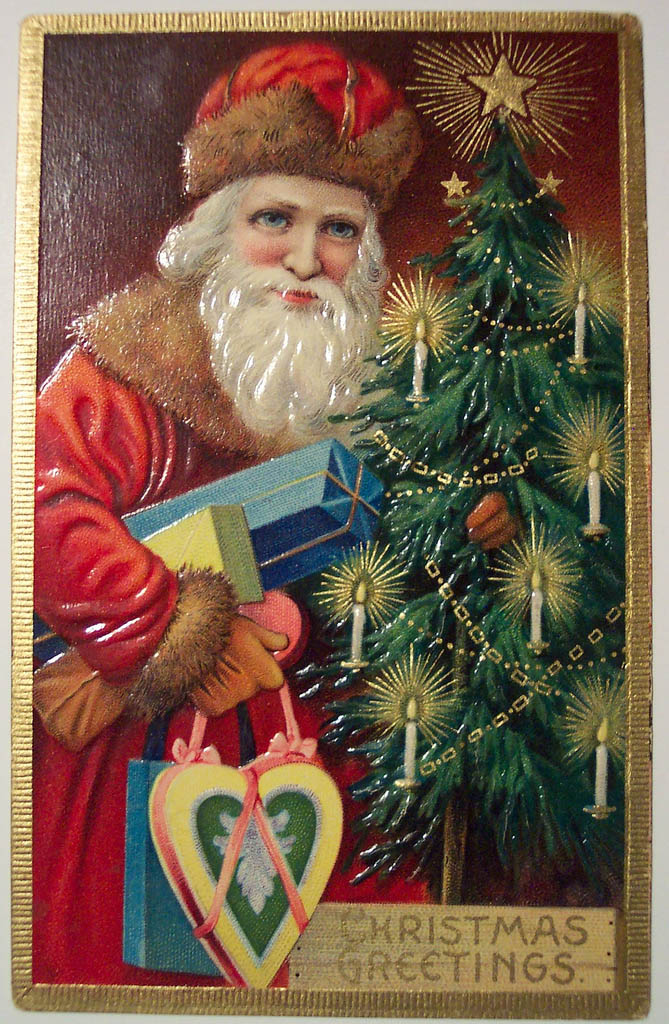 christmas card17 Best Vintage Christmas Card and Wishes
