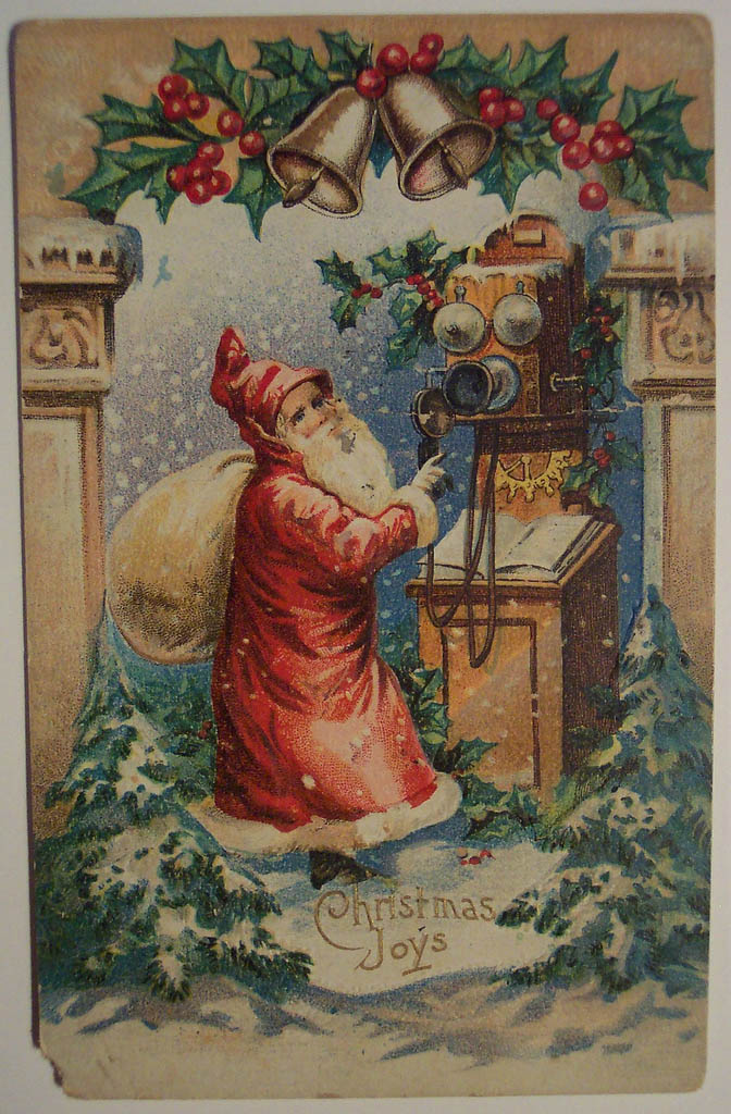 christmas card20 Best Vintage Christmas Card and Wishes