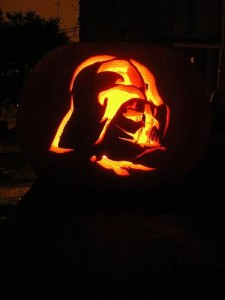 halloween pumpkins jack o lantern 12 225x300 Funny Pumpkin Faces Creations