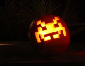 halloween pumpkins jack o lantern 14 300x234 Funny Pumpkin Faces Creations