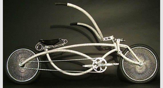 strange bikes 11 Some Really Weird Bikes Collection