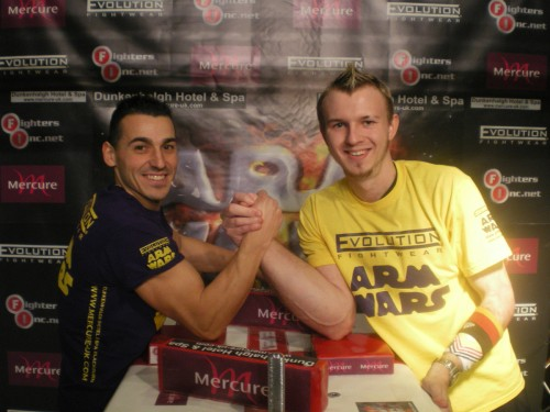 armwrestling 04 500x375 Armwrestling Champion Matthias Schlitte