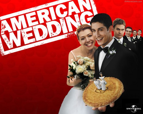 american wedding movie wallpaper 499x399 American Wedding Movie Wallpaper