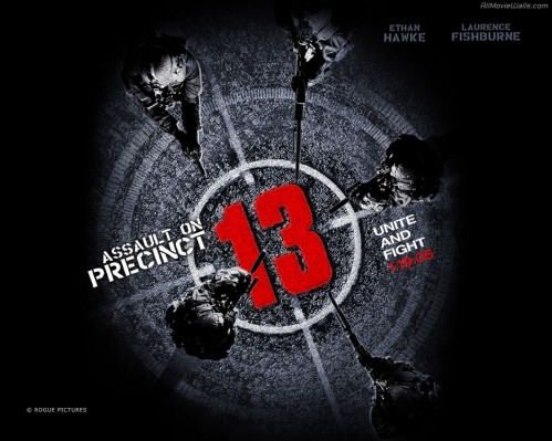 Assault Precinct 13 Movie Wallpa...