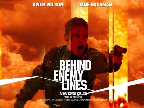 behind enemy lines wallpape 500x375 Behind Enemy Lines Wallpape