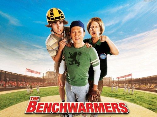 the benchwarmers wallpaper 500x375 The Benchwarmers Wallpaper