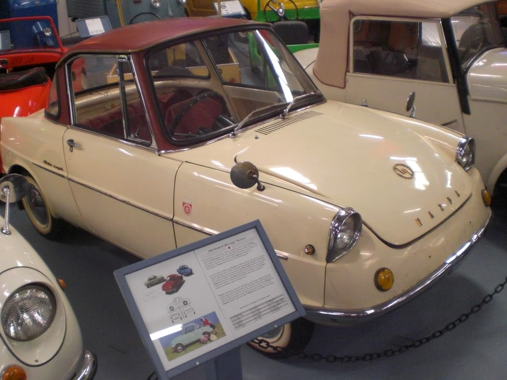 1 The Bruce Weiner Microcar Museum in Madison