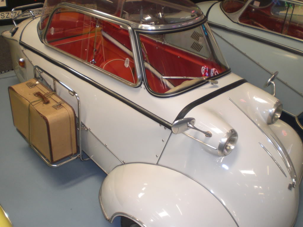 2 The Bruce Weiner Microcar Museum in Madison
