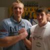 Armwrestling Champion Matthias Schlitte