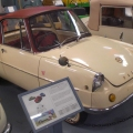 The Bruce Weiner Microcar Museum...