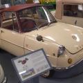 The Bruce Weiner Microcar Museum...